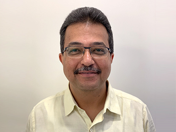 Mr. Suhag Desai